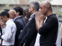 Le Kenya a commencé à enterrer les victimes de l'attaque du Westgate Mall, à Nairobi, le 25 septembre 2013. REUTERS/Siegfried Modola