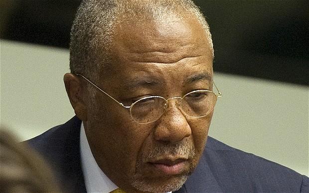 Liberia: condamnation à 50 ans de prison confirmée en appel pour Charles Taylor devant le Tribunal spécial pour la Sierra Leone (TSSL)