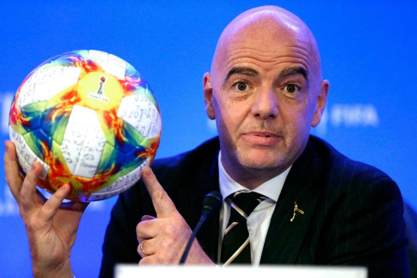 Mondial biennal: la Fifa annonce un sommet le 30 septembre prochain