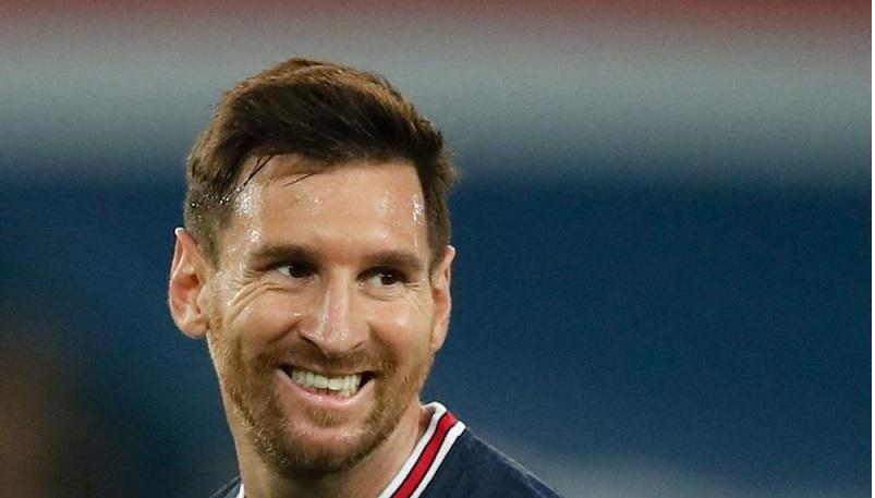 Le PSG confirme la blessure de Messi