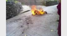 Montluçon: un adolescent de 17 ans s'immole par le feu devant une église