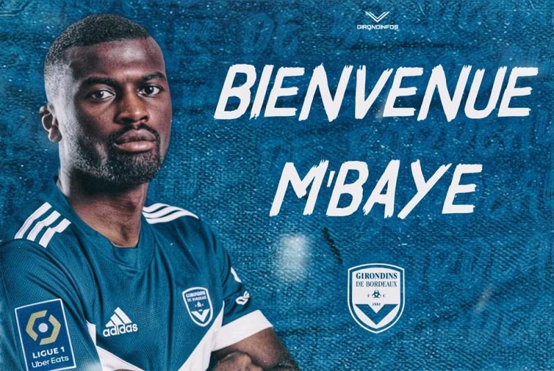 Bordeaux a trouvé un accord avec Rennes pour signer M'Baye Niang