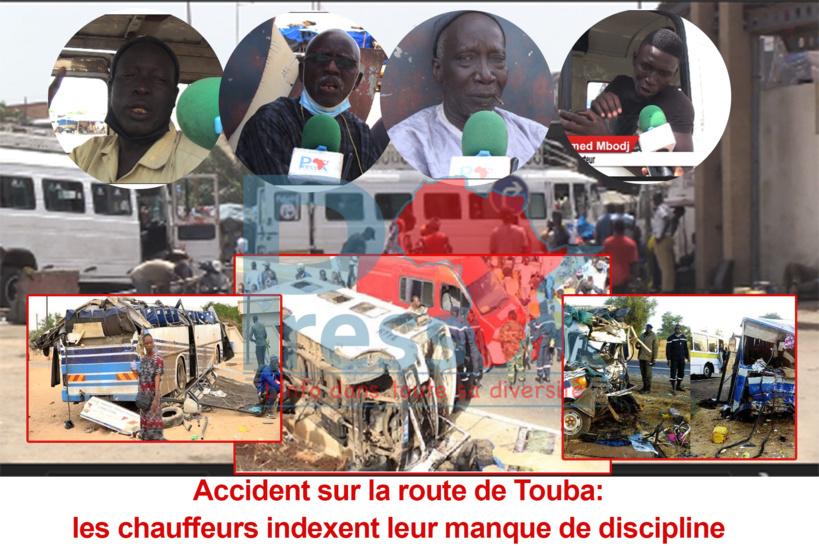 Accidents sur la route du Magal de Touba: les chauffeurs font leur autocritique