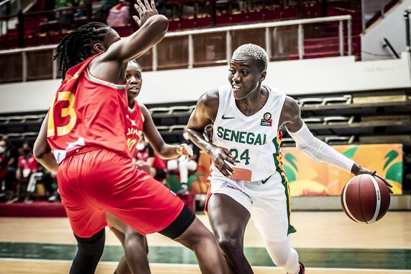Quarts de finale Afrobasket féminin: un Sénégal - Mozambique décisif