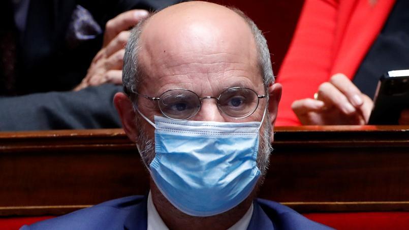 Jean-Michel Blanquer évoque la fin du port du masque au collège en novembre