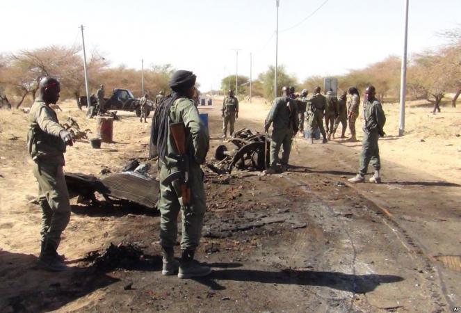 Mali : deux militaires blessés dans un attentat à la grenade