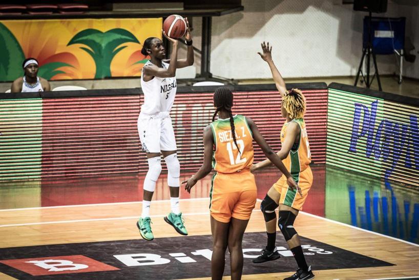 Afrobasket féminin: le Nigeria se qualifie en demi-finale en écrasant la Côte d'Ivoire