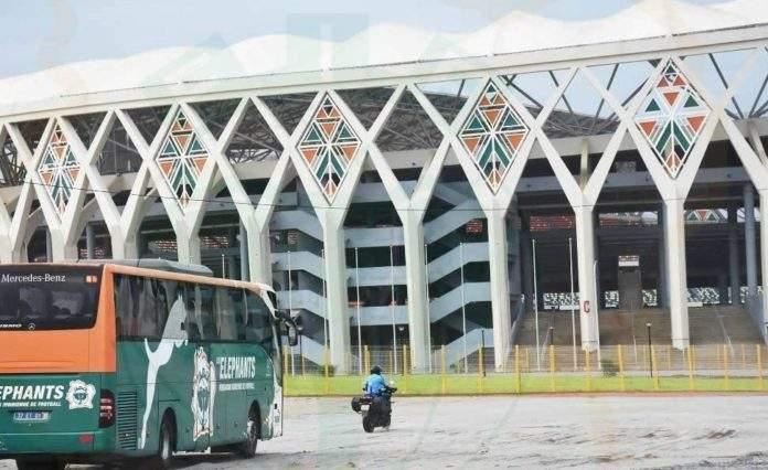 Eliminatoires Mondial 2022: la Cote d'Ivoire privée de match à domicile