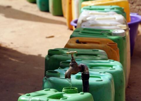 Pénurie d'eau : Le forum civil dénonce une situation intolérable