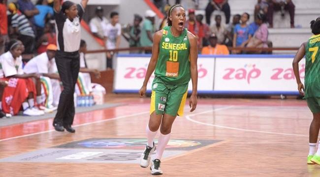 """Afrobasket féminin 2013 ½ finale Sénégal 43 -Angola 46: Les """"Lionnes"""" éliminées"""