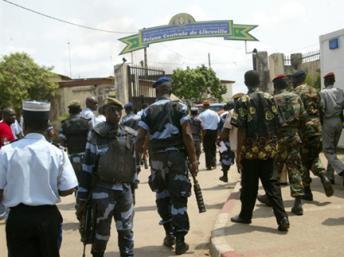 Gabon: grand ménage à la prison centrale de Libreville