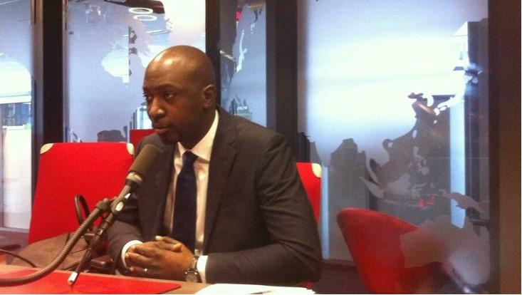 Mahamadou Camara, ex-ministre de la Communication du Mali. RFI/Pierre Pinto