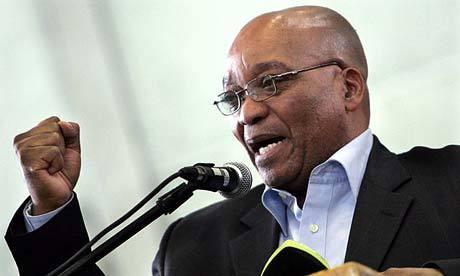 Coopération Sénégal - Afrique du Sud: Jacob Zuma en visite à Dakar