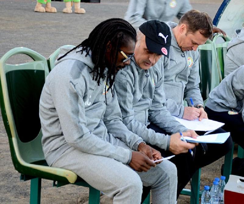 Mondial 2022 – Sénégal-Namibie : Aliou Cissé publie sa liste le 1er Octobre