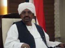 Le président soudanais Omar el-Béchir pendant son interview à la télévision nationale le 3 février 2012. REUTERS/Stringer