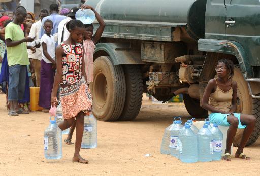 Pénurie d'eau à Dakar : Le calvaire assimilé à un crime