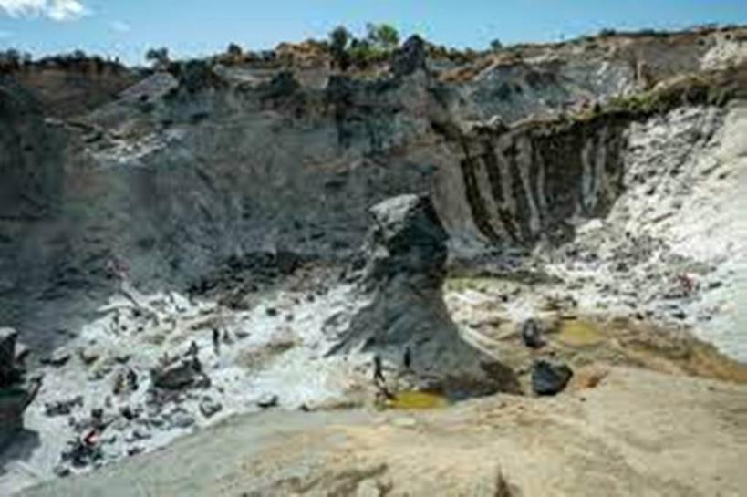 Des Malgaches à Antananarivo se mobilisent face à l'exploitation minière