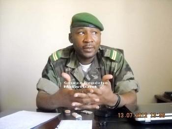 Lt Cl Amadou Konaré