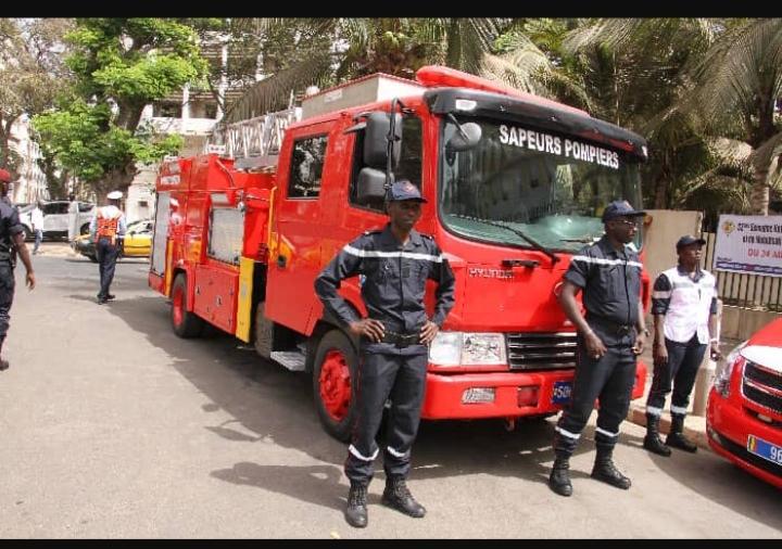 Magal Touba: 142 accidents, 505 victimes, 6 morts, selon les sapeurs pompiers