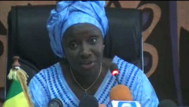 Aminata Touré aux « Lionnes » du Basket : « Au nom du gouvernement et du peuple sénégalais, je me fais l'agréable devoir de saluer votre talent… »