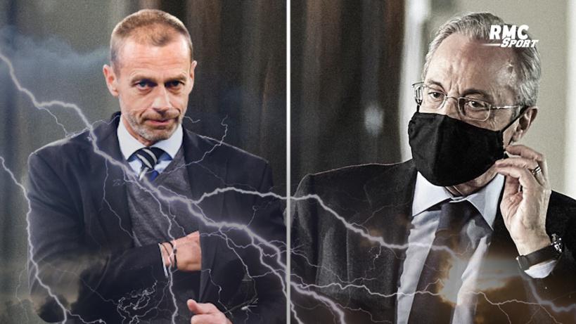 Super League: l'UEFA attaque en justice le juge espagnol qui l'a poussé à abandonner ses poursuites
