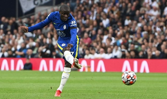 Chelsea : N'Golo Kanté positif au Covid-19