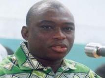 Kouadio Konan Bertin, président des jeunes du Parti démocratique de Côte d'Ivoire. Facebook.com