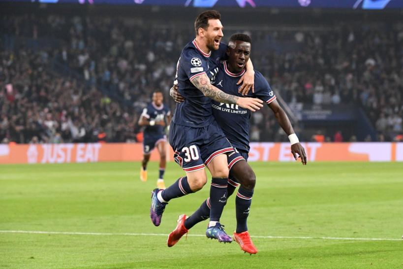PSG-Man City: Gana Gueye ouvre le score au Parc