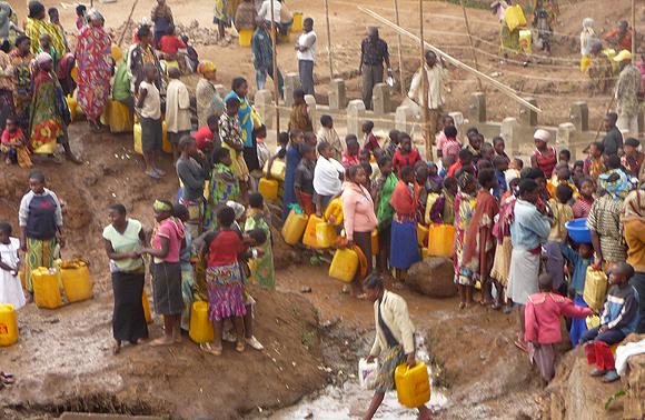 Pénurie d'eau à Dakar : Plus jamais ça disent les libéraux