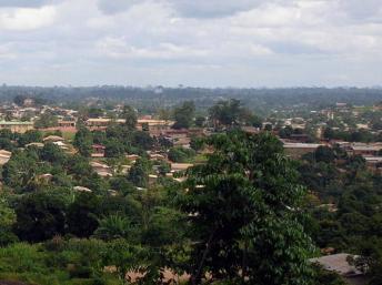 La ville de Nzérékoré, dans le sud-est de la Guinée, accueille cette année les festivités de l'anniversaire de l'indépendance. creative commons / Global Photographe
