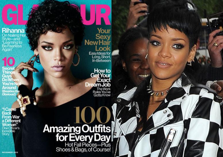 Rihanna nouvelle victime de photoshop