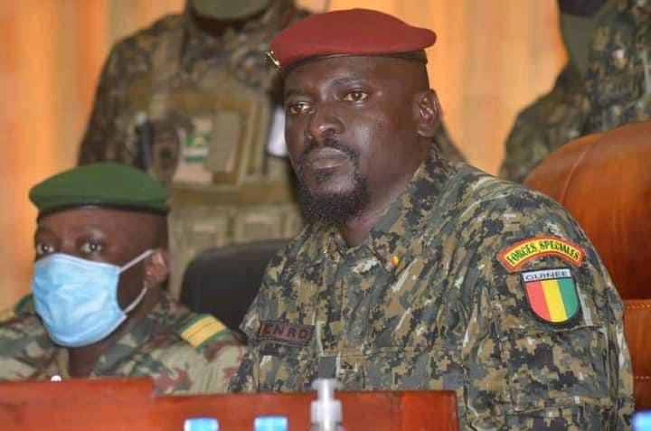 Le Colonel Doumbouya ordonne la réouverture des frontières avec le Sénégal ce mercredi