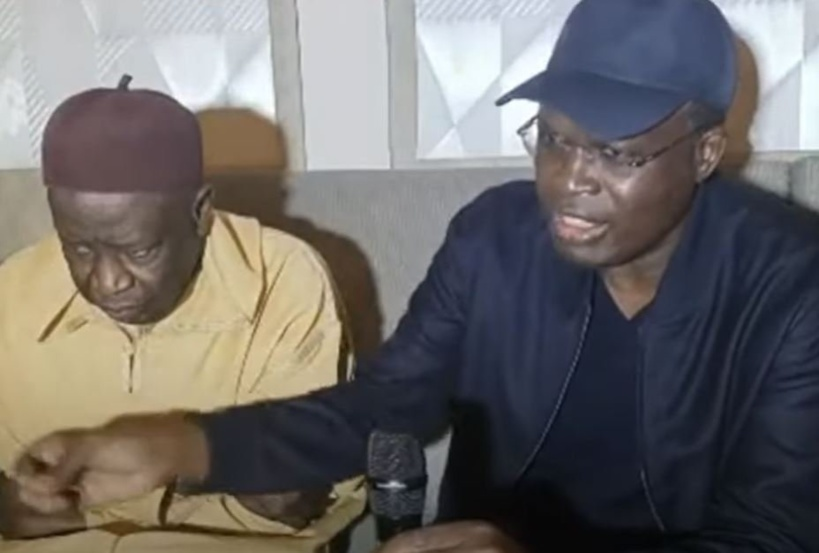 Coalition Yewwi Askan Wi: Serigne Mansour Sy Djamil a rejoint le navire