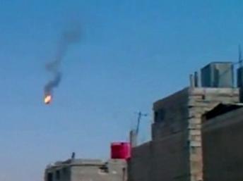 Irak : un hélicoptère militaire abattu par des insurgés au nord de Bagdad, 4 morts