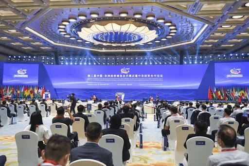 Ouverture de la 2e Exposition économique et commerciale Chine-Afrique dans le centre de la Chine
