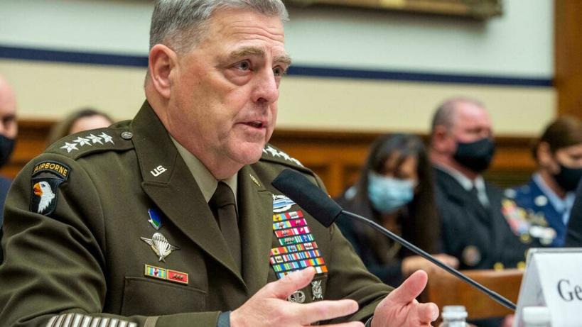 """Les États-Unis ont """"perdu"""" la guerre en Afghanistan, admet le chef d'état-major américain"""