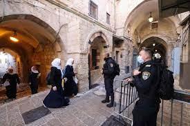 Tentative d'attaque dans la Vieille ville de Jérusalem, l'assaillante abattue