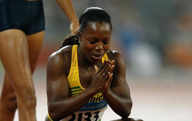 Dopage: avertissement pour la sprinteuse Veronica Campbell-Brown