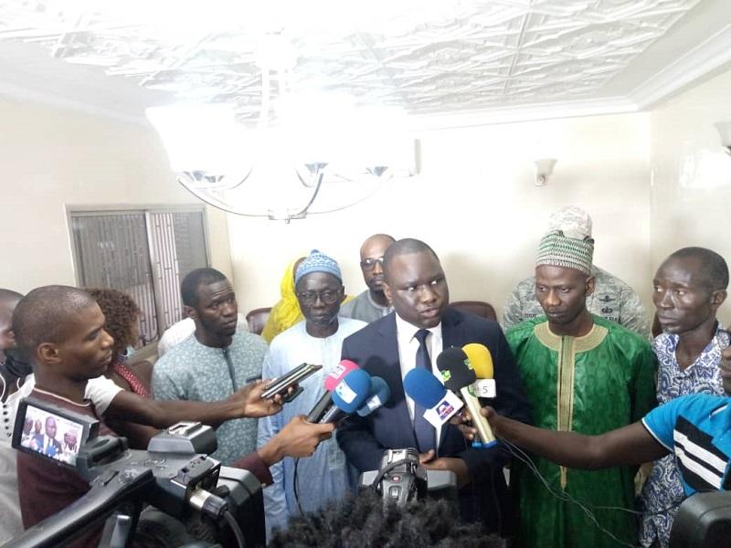 Déthié Fall, signataire de Yewwi Askan Wi : « Cette coalition a pour objet de recevoir les doléances des populations sénégalaises »