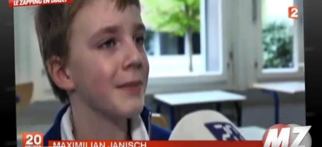 A 10 ans, il entre à l'Université de Zurich
