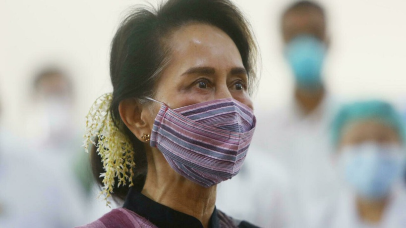 Birmanie: Aung San Suu Kyi jugée pour corruption