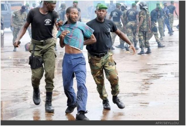 Violences pré-électorales en Guinée: des jeunes arrêtés dans des circonstances étranges