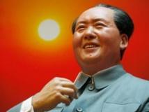 Buste en cire de Mao Zedong fabriqué pour le 60e anniversaire de la proclamation de la République populaire de Chine. (Photo : Reuters/Tyrone Siu)