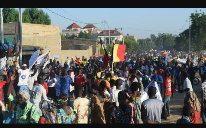 Tchad: la manifestation de Wakit Tama dispersée par les forces de l'ordre