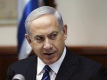 Benyamin Netanyahu, Premier ministre israélien, le 19 mai dernier. REUTERS/Ronen Zvulun