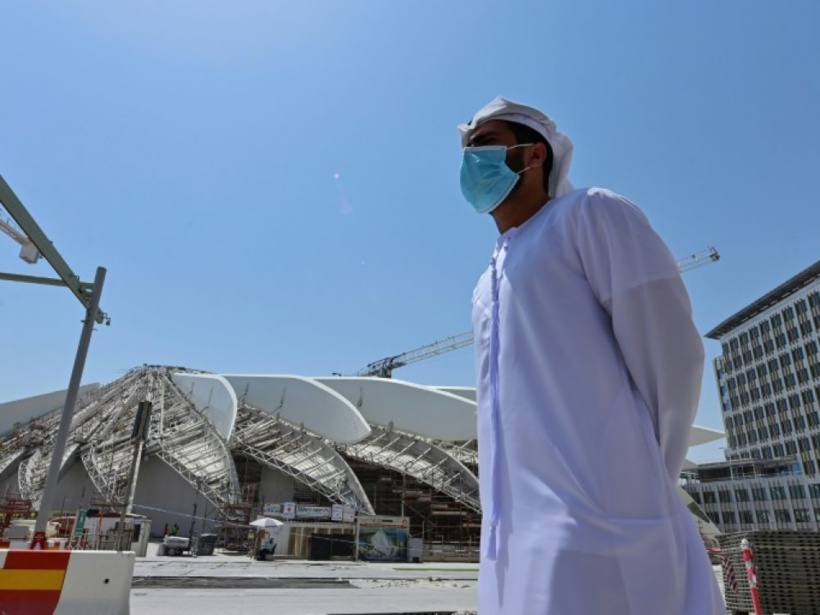Exposition universelle de Dubaï: trois travailleurs décédés du Covid-19 pendant les travaux