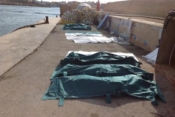 Drame de Lampedusa : le ton monte autour de l'action politique