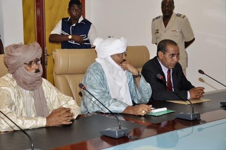 Mali: reprise du dialogue entre les groupes armés du Nord et le pouvoir
