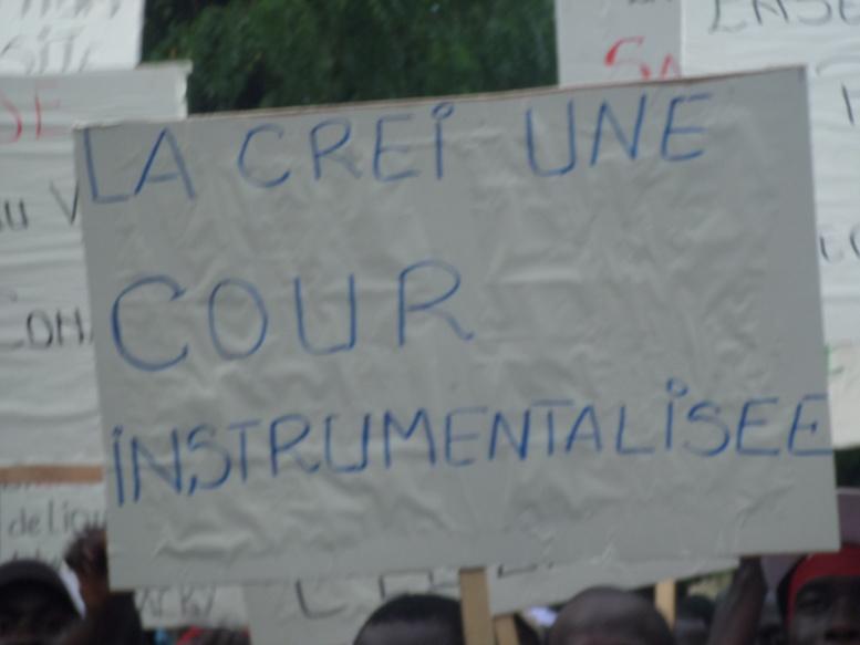 Ziguinchor : Abdoulaye Baldé soutenu