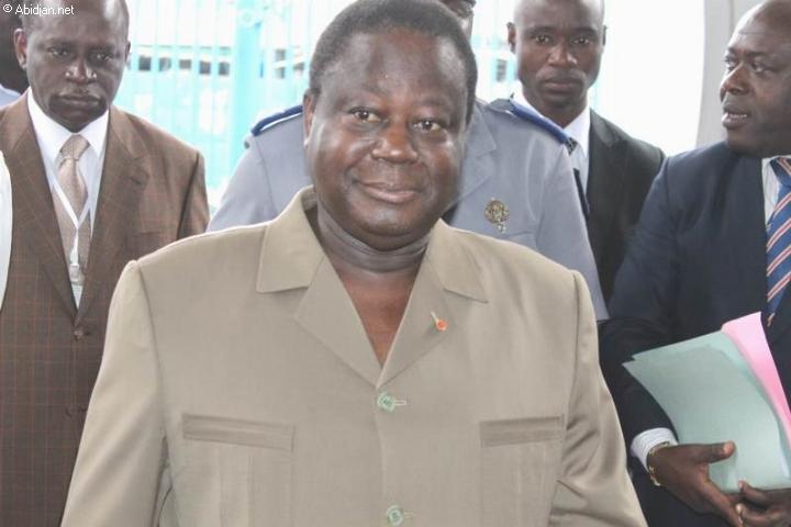 Henri Konan Bédié réélu à la tête du PDCI